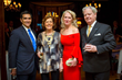 Savoy Foundation Chairman of the Board Carl J. Morelli, Esq.,  Nancy Sakas, H.E. Vicki Downey and Secretary of the Board Jeffrey Ryan