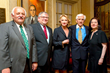 Roy De Barbieri, Esq., Gerald Farrell, Jr., Esq., 2015 Chivalry Award Recipient Mrs. Eva Franchi,  Frank Marino and Mrs. Rosemarie Gallina-Santangelo