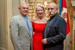 The Hon. Joseph Golia, H.E. Vicki Downey, DGCHS and Dr. Igor Alexandroff
