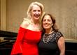H.E. Vicki Downey, DGCHS with Carol Stewart