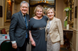 Richard Rabbito, Jolanta Fabicka and Savoy Foundation Executive Director Larissa Van Duser