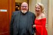 Very Rev. Guy Selvester with H.E. Vicki Downey, DGCHS