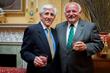 Frank Marino and Roy De Barbieri, Esq.