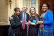 Cynthia Orage, Grand Sponsors Deacon Anthony Gostkowski and Emily Ricciardi and Margaret Brongo