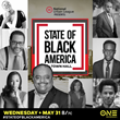 TV One and the National Urban League Present: The State of Black America Town Hall Premiering Wednesday, May 31 at 8 p.m. ET