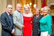 Anthony Cipriano, The Hon. Joseph Golia, H.E. Vicki Downey,  Barbara Brandon and Rosalie Grecco Golia