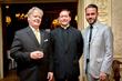 Jeffrey Ryan,  Rev. Michael Lankford-Stokes and Christopher Simonetti