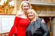 H.E. Vicki Downey with Nancy Indelicato