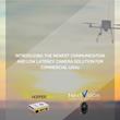 New High Quality Communication & Camera Solution for Commercial UAVs & Robotics