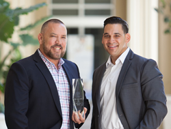Solis Chirino Real Estate Group - Receive Top 5 National Commercial Award