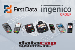 Ingenico Telium 2 Line added to First Data Rapid Connect NETePay