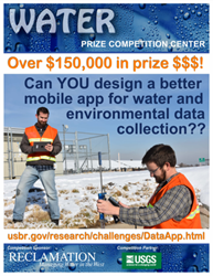 Data App Challenge poster