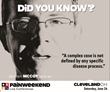 Get Your CME Credits at the Cleveland PAINWeekEnd Conference June 24: Pain Management for the Main Street Practitioner