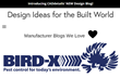"Bird-X's Blog Featured in ""Blogs We Love"" by CADdetails"
