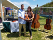 Yamaha and Schmidt's Music Donate Musical Instruments to Replace Those Destroyed in Fire at Workman Middle School