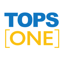 TOPS ONE Logo