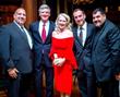 Mr. Angelo Ambrosino, Mr. Bill O'Brien, H.E. Vicki Downey, Mr. Salvatore Deliteris and Rev. Robert Adamo