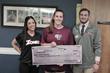Rachel-Hubertus-Millburn-High-School-Wins-Zoned-Scholarship