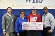 Victor-Cruz -Westfield-High-School-Wins-ZONED-Scholarship