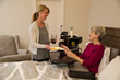 Integrant LLC, maker of the versatile, modern, and feature-rich atHand™ Overbed Table System IS A WINNER of today's CAREGIVER MAGAZINE'S 2017 CAREGIVER FRIENDLY® AWARD