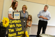 SAE International and Kia Motors Manufacturing Georgia honor Teacher Ginger Pate of New Mountain Hill Elementary School with Award for Teaching Excellence