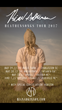 Rian Adkinson HeathenSongs Tour Poster 2017
