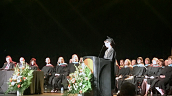 student graduation speaker