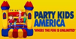 Party Kids America Offers a Concession Machine Discount with Any Inflatable Rental