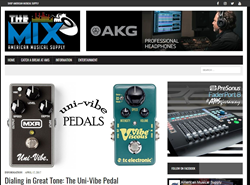 The Mix (New Blog) by American Musical Supply