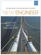 NEW ENGINEER Launches Premier Issue: All About the Fastest Growing Industry Today - Calling All Engineers: You're Needed