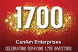 1,700 CanAm Investors Received Full Principal Repayment and Permanent Green Cards