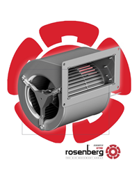 blowers, squirrel cage fans, HVAC, cooling