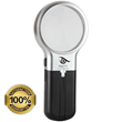 Lush Items Proud To Announce the Amazon's Choice Badge Awarded to the MagniViz Magnifying Glass - their Most Useful Product