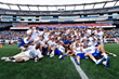Limestone Goes 12-0 on Shaw Sports Turf En Route to Fifth NCAA Title
