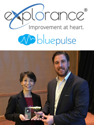 Bluepulse by eXplorance - IMS Global's Learning Impact Award