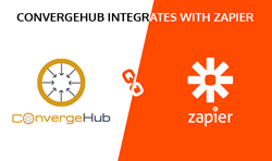 ConvergeHub Integration with Zapier