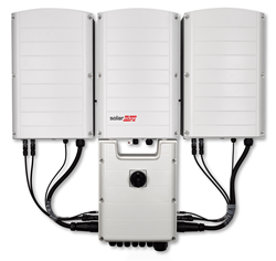 Based on SolarEdge's track record of optimizing commercial-scale PV systems, SolarEdge is extending its commercial offering with the launch of larger-capacity, three-phase inverters up to 100kW. The new inverters enable reduced installation time and cost, while also providing smart energy management control.