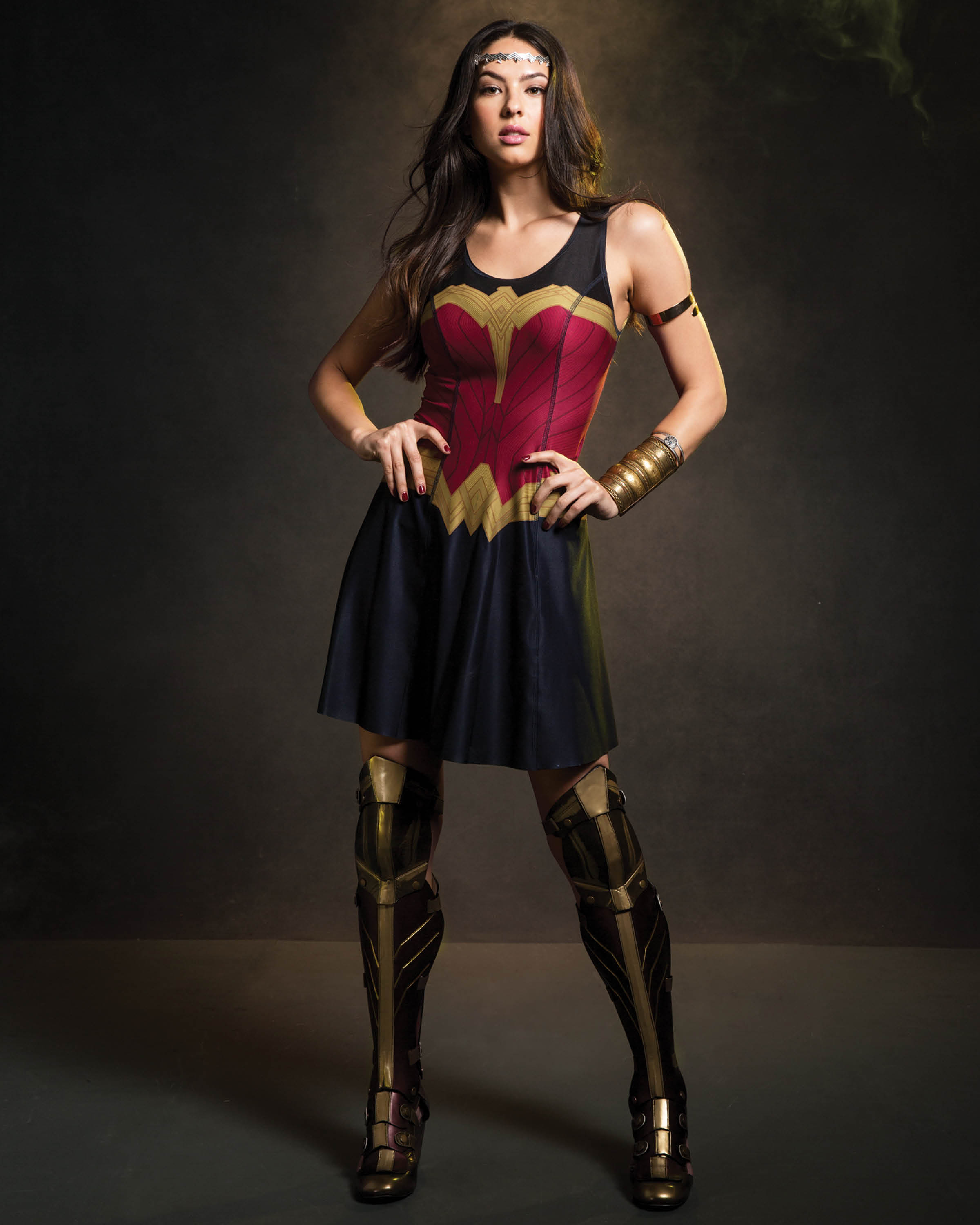 8d00d06ee5 Her Universe and Hot Topic Launch New Wonder Woman-inspired Fashion ...