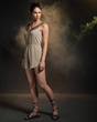 Wonder Woman has now inspired her own collection of fangirl fashion, courtesy of powerhouse & lifestyle brand Her Universe. Part of the collection includes this Themyscira Romper.