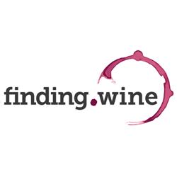 logo finding.wine