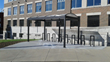 River Cities Bike Share Program features Velodome's Newport bike shelters.