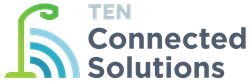 TEN Connected Solutions logo