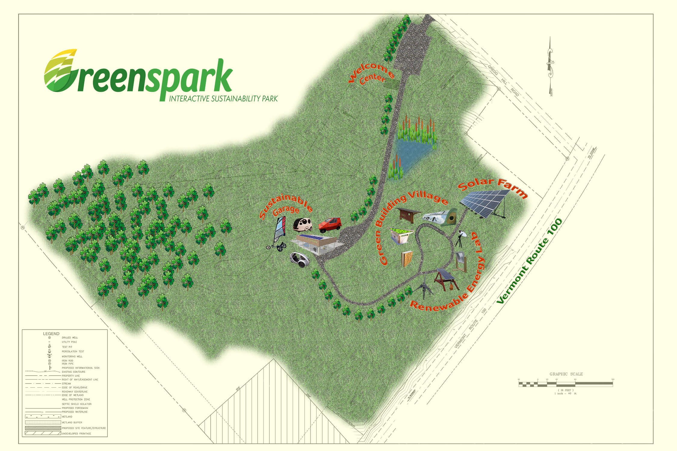 GreenSpark Interactive Sustainability Park Launches A ...