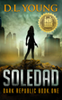 Houston Author Sweeps Indie Book Awards with Futuristic Thriller Set in Texas