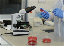 Edge Pharmacy Services Microbiology Lab