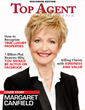 Wisconsin Realtor Margaret Canfield Lands the Cover of Top Agent Magazine