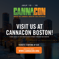 CannaCon Boston Cannabis B2B Trade Show