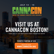 Cannabis Industry Professionals Set to Gather for CannaCon Conference 2017 Boston