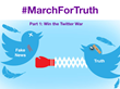 Dr. Botelho Launches the Online #MarchforTruth to #FireTrump: use the 25th Amendment.