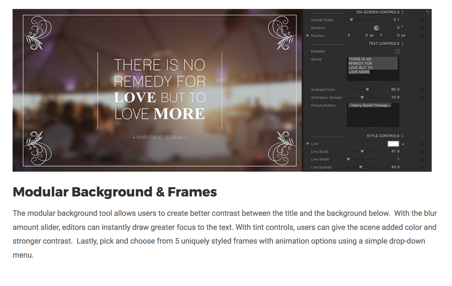 pixel film studios releases proquotes wedding for fcpx